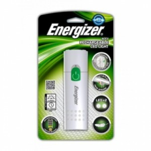 Фонарь ENERGIZER Rechargeable 2 LED LIGHT